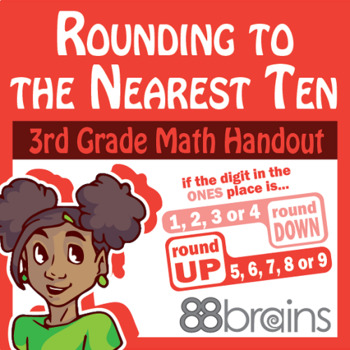 Place Value to Thousands: Rounding to the Nearest Ten pgs. 11 - 12 (CCSS)