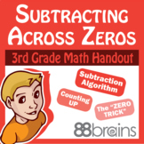 Place Value to Thousands: Subtracting Across Zeros pgs. 27 - 30 (CCSS)