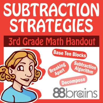 Place Value to Thousands: Subtraction Strategies pgs. 23 - 26 (CCSS)
