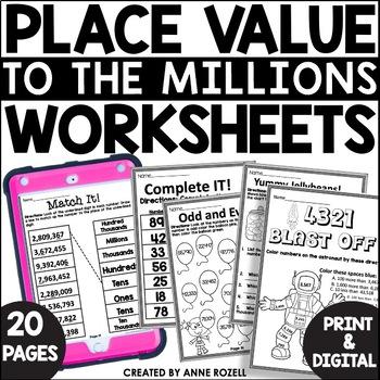 Place Value Practice!