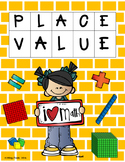 Place Value 3rd grade (1,000´s - 100,000´s)