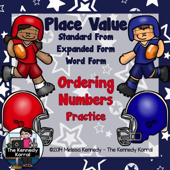 Place Value: Ordering Numbers