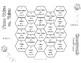 Place Value vs. Value - Honeycomb Partner Game - 4.NBT.A