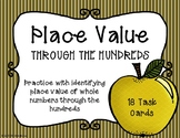 Place Value with 3 Digit Numbers {Autumn Theme}