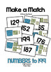 Place Value Center with 3 Digit Numbers {Math Center / Game}