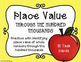 Place Value with 6 Digit Numbers {Autumn Theme}
