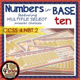 BASE TEN Math Center