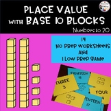 Place Value with Base 10 Blocks