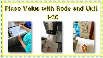 Place Value with Base Ten Blocks Math Around the Room