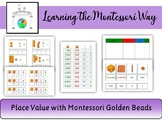Place Value with Montessori Golden Beads