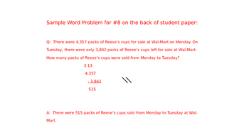 Place Value with PowerPoint