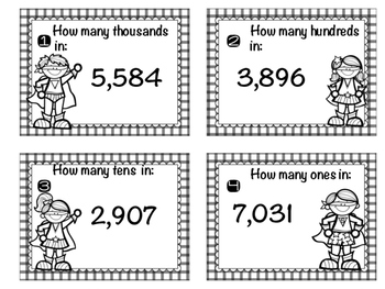 Place Value with SCOOT