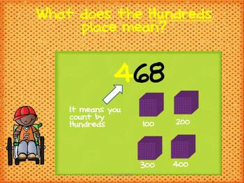 Place Value~Standard Form, Expanded Form, Word Form