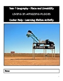 Place and Liveability Coober Pedy Station Activity