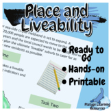 Place and Liveability Year 7 Geography City Planning Task