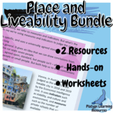 Place and Liveability Year 7 and 8 Geography Bundle Austra