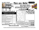 Place-aux-Maths (FRENCH version of Placemaths) SAMPLE