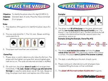 Place the Value - 5th Grade Game [CCSS 5.NBT.A.1]