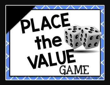 Place the Value Game