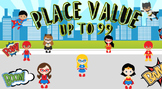 Place value (1s and 10s)