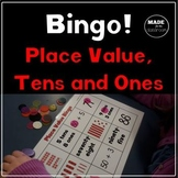 Place Value Bingo - Tens and Ones