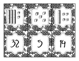 Place value card game - snap, memory, flash cards