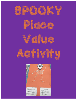Place value fall activity