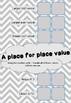 #ausbts18 Place value puzzles