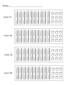Place value representation