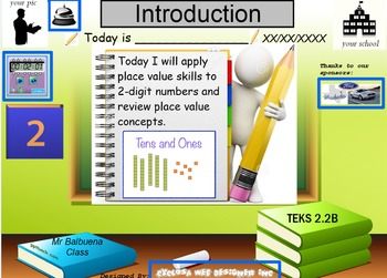 Place value skills and concepts Introduction