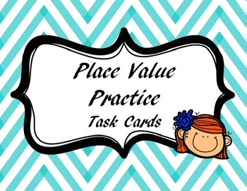 Place Value Review Scoot