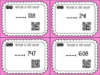 Place Value Task Cards Teks: 2.2a, 2.2b, 2.7b