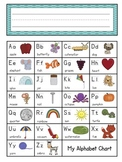 Placemat Nameplate Replacement for Primary Grades - Great