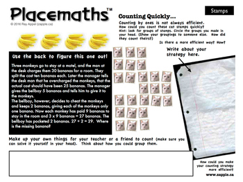 Placemaths (Set of 24 Different Placemaths!)