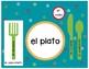 Placemats (English & Spanish)