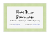 Placemats-Learn During Meals