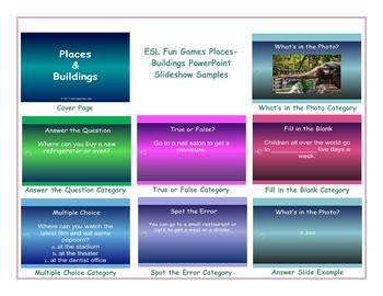 Places-Buildings PowerPoint Slideshow
