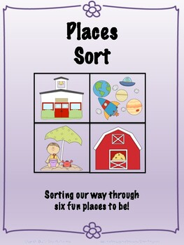 Places Category Sort