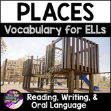 Places Vocabulary Activities for Beginning ELLs