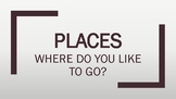 Places and Routines