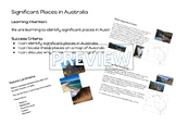 Places in Australia - Geography
