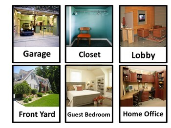 Places in Our Home