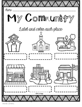 Free Places in the Community