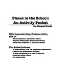 Places in a School:  An Activity Packet for ESL Students