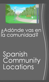Places in the Community (Realidades 4A)