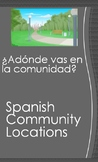 Spanish Places in the Community