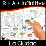 Spanish Verb IR and Places to Go - La Ciudad