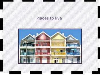 Places to LIve