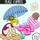 Plage / beach Cliparts