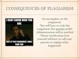Plagiarism / Cheating Presentation